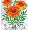 Easy-Flowers-Coloring-Book-For-Seniors