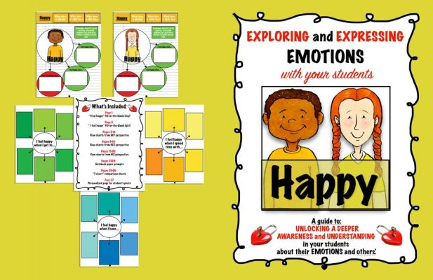 Exploring And Expressing Emotions With Your Students