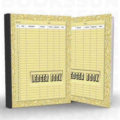 Ledger-book