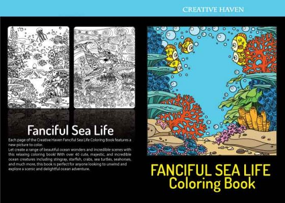 Creative-Haven-Fanciful-Sea-Life-Coloring-Book-for-Adults