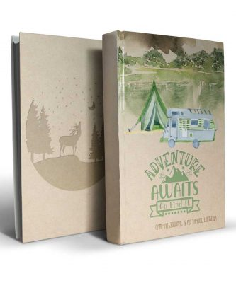 Camping Journal and RV Travel Logbook