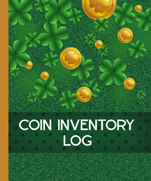 Coin-Inventory-Log-Book