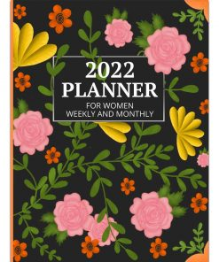 2022 Planner Weekly and Monthly