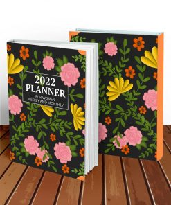 Planner 2022 For Women Weekly And Monthly