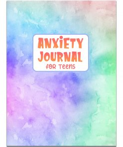 Anxiety Journal for Teens