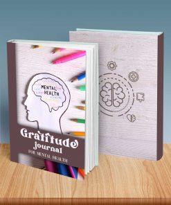 Gratitude Journal for Mental Health