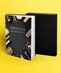 Hairdresser Appointment Book